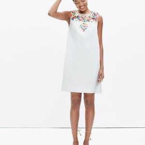 Madewell x JM Drygoods La Paloma dress